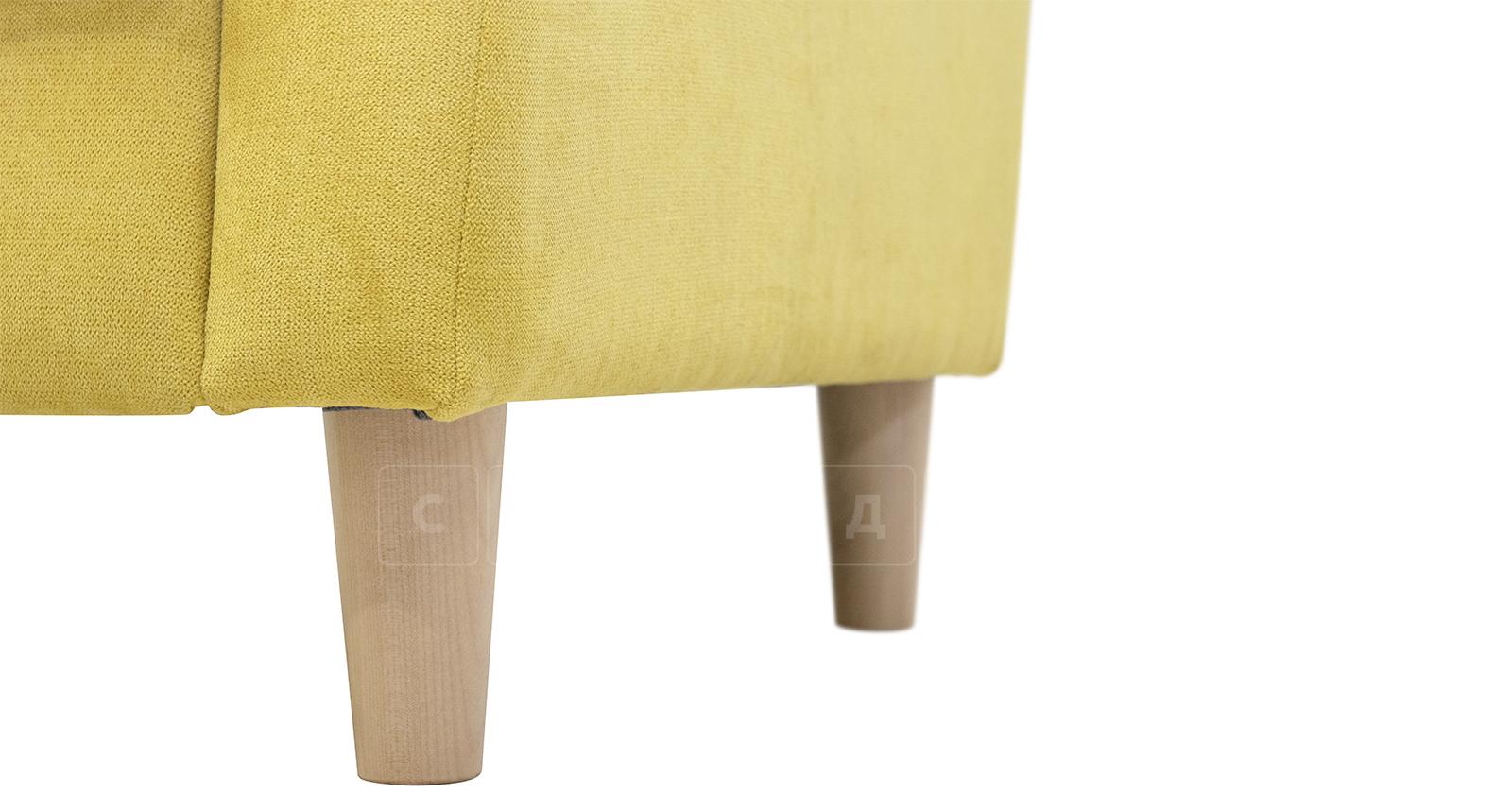 Кресло для отдыха Дарвин горчичный фото 10   интернет-магазин Складно