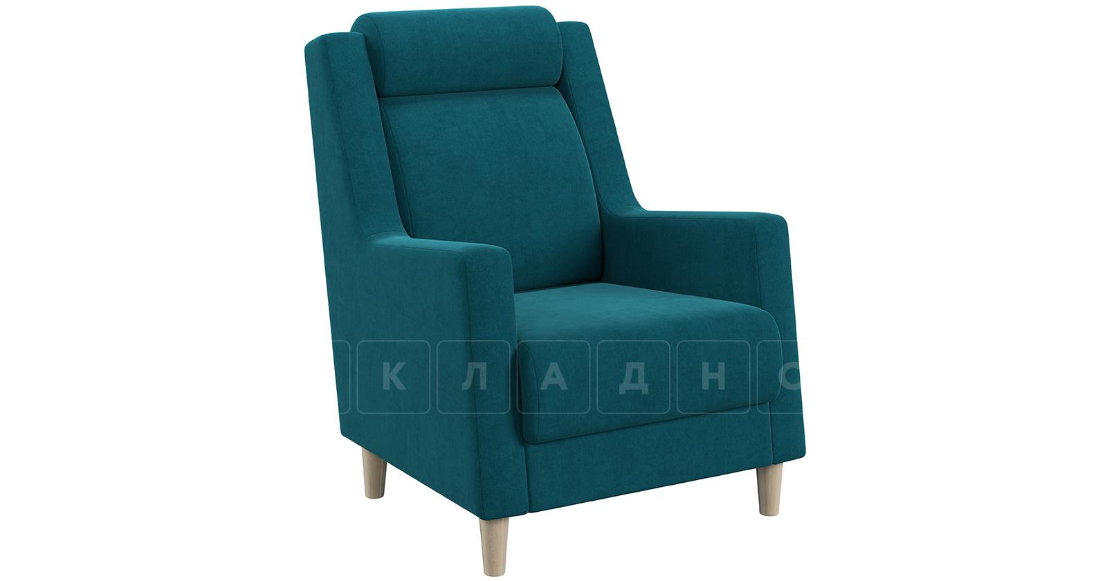 Кресло для отдыха Дарвин бирюзовый фото 1   интернет-магазин Складно