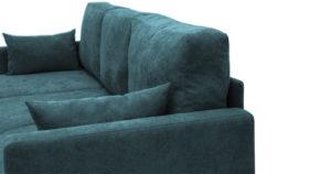 Угловой диван Дарвин бирюзовый 52790 рублей, фото 13   интернет-магазин Складно