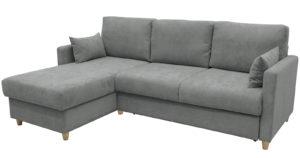 Угловой диван Дарвин серый 55500 рублей, фото 2 | интернет-магазин Складно