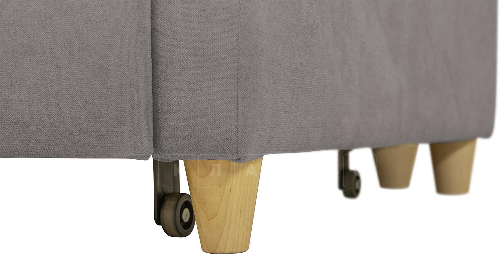 Угловой диван Дарвин серый фото 15 | интернет-магазин Складно
