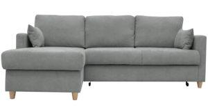 Угловой диван Дарвин серый  55500  рублей, фото 1 | интернет-магазин Складно