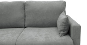 Угловой диван Дарвин серый 55500 рублей, фото 10 | интернет-магазин Складно