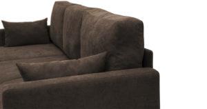 Угловой диван Дарвин коричневый 52790 рублей, фото 12   интернет-магазин Складно
