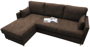 Угловой диван Дарвин коричневый 52790 рублей, фото 4   интернет-магазин Складно