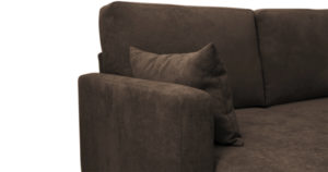 Угловой диван Дарвин коричневый 52790 рублей, фото 10   интернет-магазин Складно