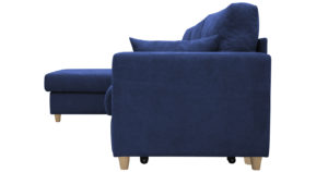 Угловой диван Дарвин темно-синий 55500 рублей, фото 5 | интернет-магазин Складно