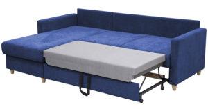 Угловой диван Дарвин темно-синий 55500 рублей, фото 6 | интернет-магазин Складно