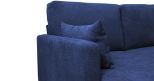 Угловой диван Дарвин темно-синий 55500 рублей, фото 9 | интернет-магазин Складно