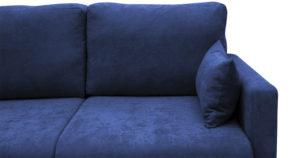 Угловой диван Дарвин темно-синий 55500 рублей, фото 10 | интернет-магазин Складно