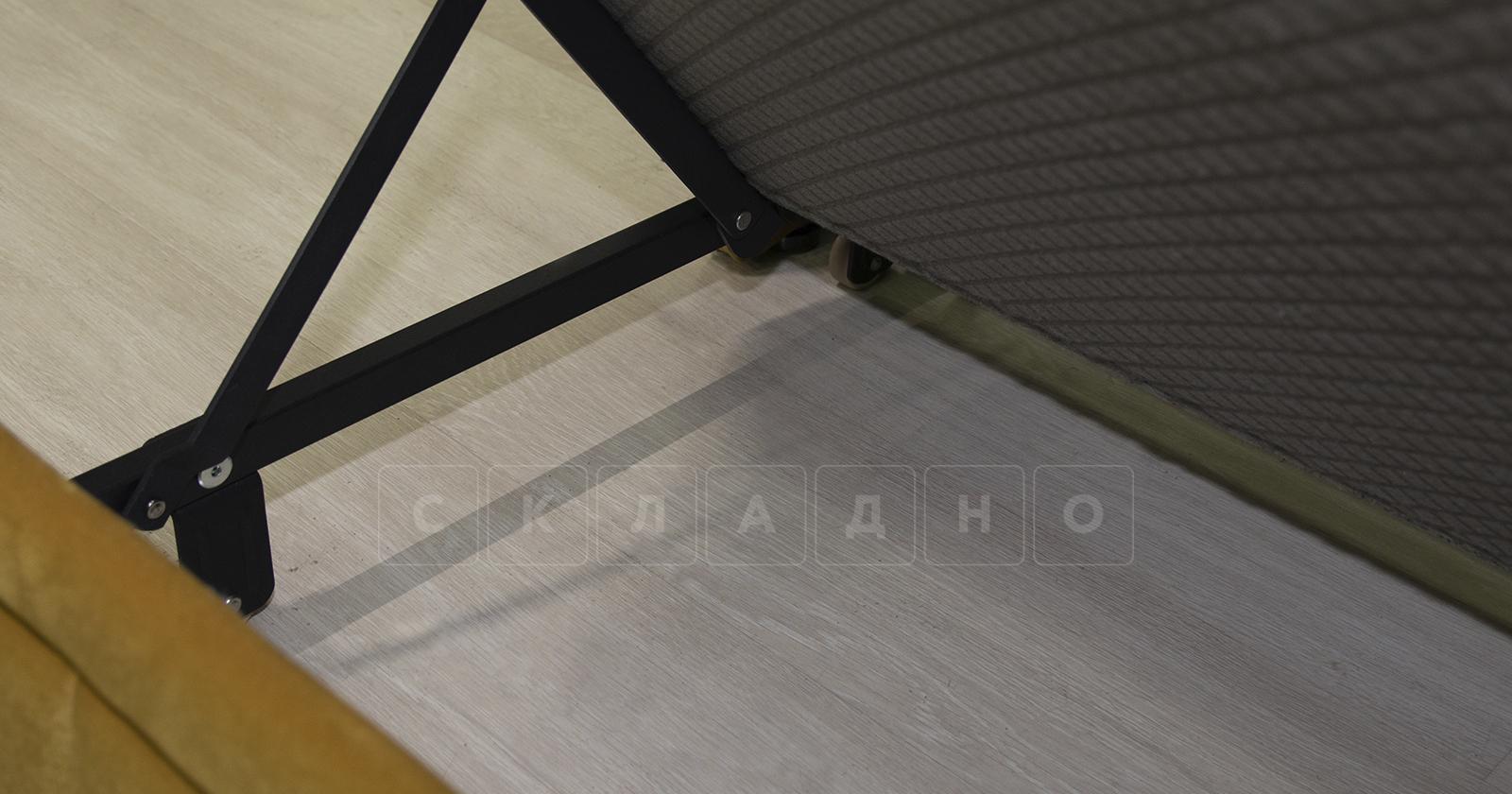 Диван-кровать Дикси горчичный фото 11   интернет-магазин Складно