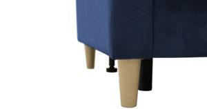 Диван еврокнижка Дарвин темно-синий 38570 рублей, фото 9   интернет-магазин Складно