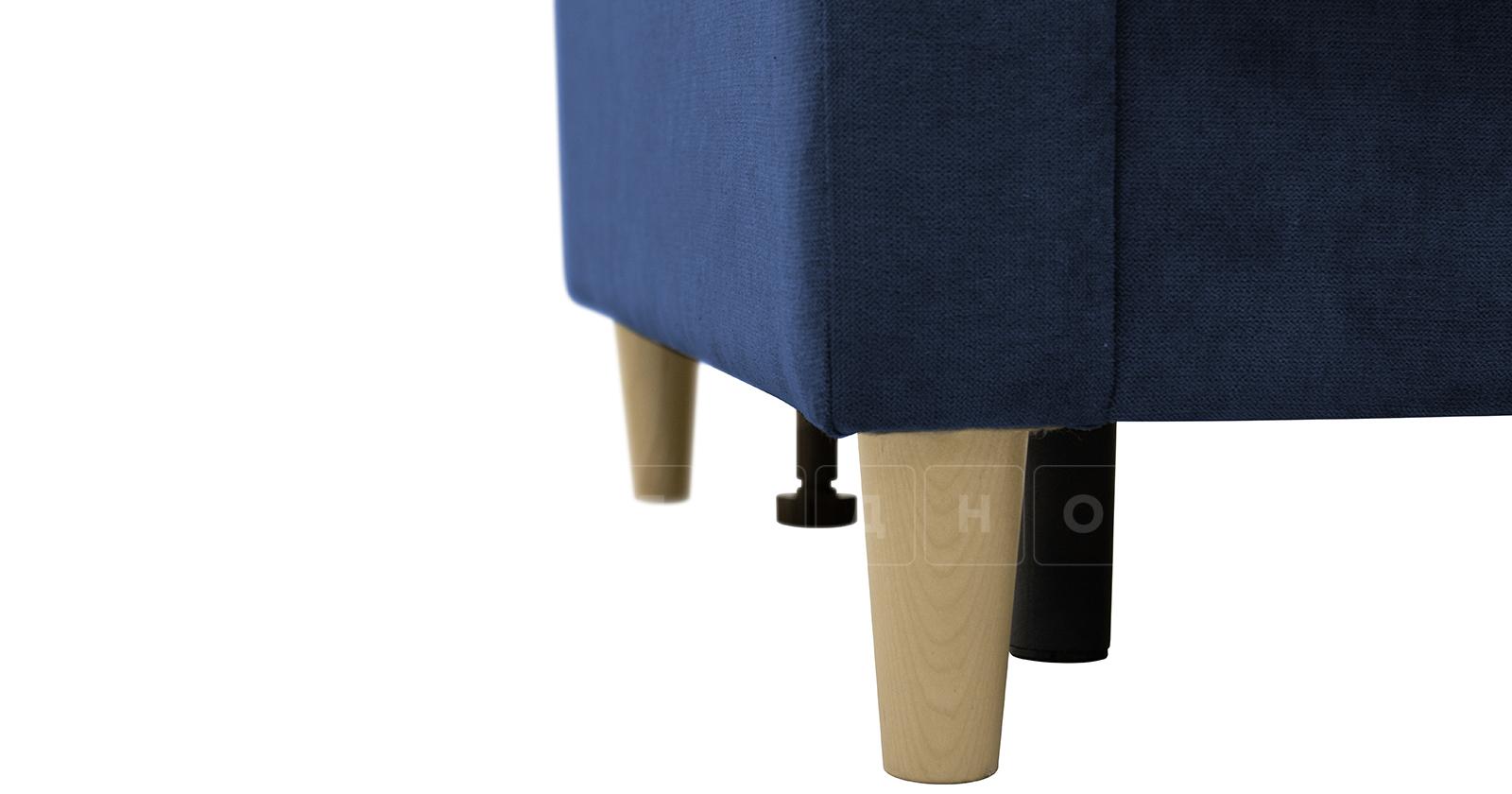 Диван еврокнижка Дарвин темно-синий фото 9   интернет-магазин Складно