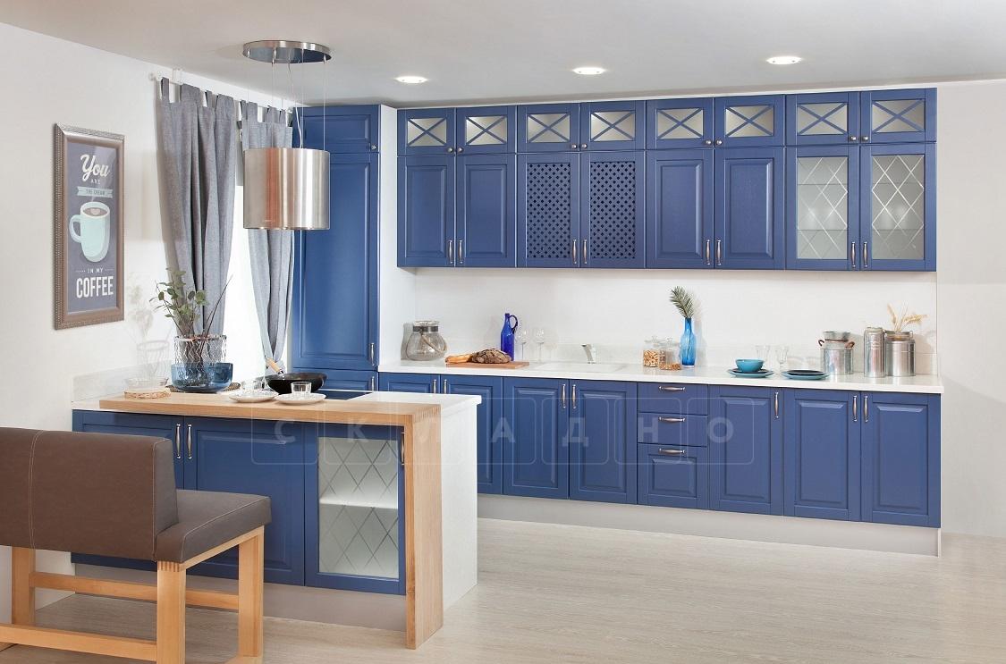 Кухонный гарнитур Массив с островом фото 1 | интернет-магазин Складно