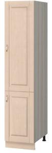 Кухонный напольный пенал Массив 40 см МН-47  11310  рублей, фото 1 | интернет-магазин Складно