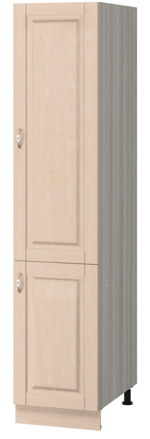 Кухонный напольный пенал Массив 40 см МН-47 фото 1 | интернет-магазин Складно