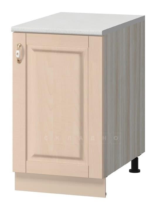 Кухонный шкаф напольный Массив 45 см МН-82 фото 1 | интернет-магазин Складно