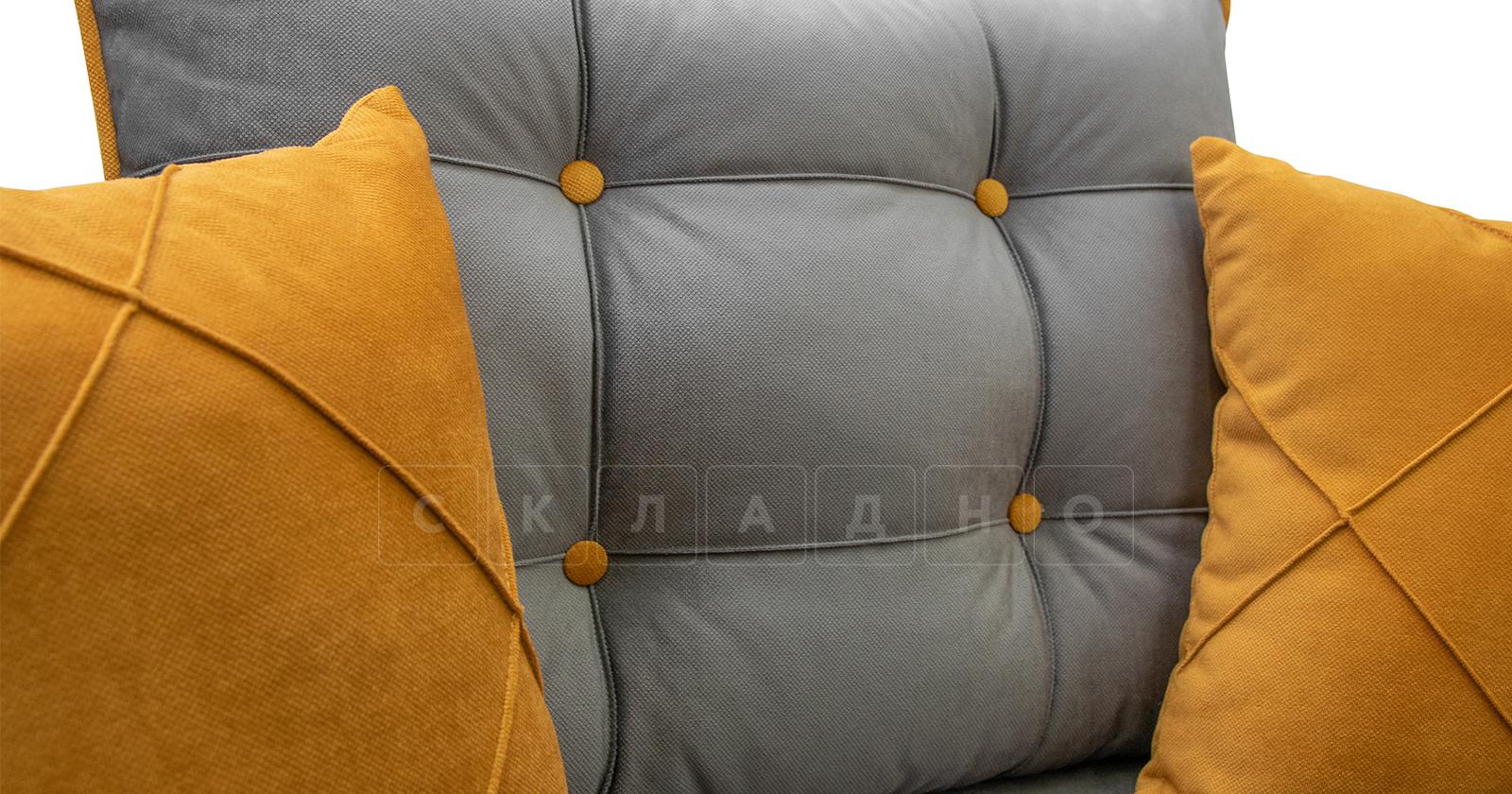 Диван-кровать угловой Флэтфорд кварцевый серый фото 11   интернет-магазин Складно