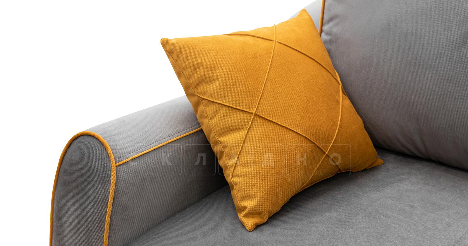 Диван-кровать угловой Флэтфорд кварцевый серый фото 14   интернет-магазин Складно