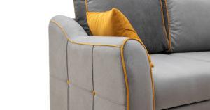 Диван-кровать угловой Флэтфорд кварцевый серый 59990 рублей, фото 15   интернет-магазин Складно