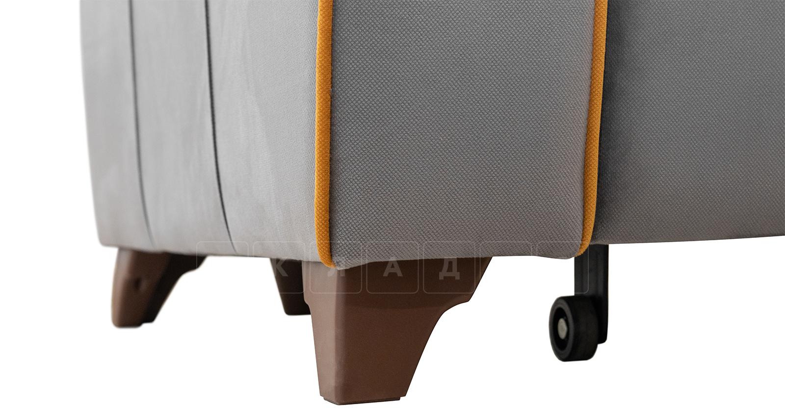 Диван-кровать угловой Флэтфорд кварцевый серый фото 16   интернет-магазин Складно