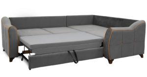 Диван-кровать угловой Флэтфорд кварцевый серый 59990 рублей, фото 6   интернет-магазин Складно