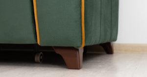 Диван-кровать угловой Флэтфорд нефритовый зеленый 59990 рублей, фото 13 | интернет-магазин Складно