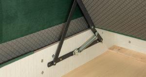Диван-кровать угловой Флэтфорд нефритовый зеленый 59990 рублей, фото 15 | интернет-магазин Складно
