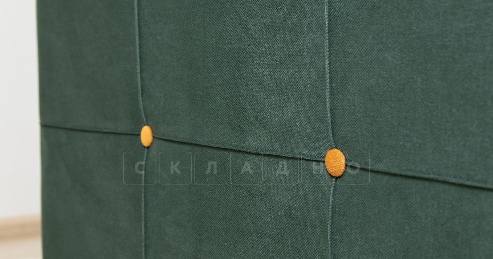 Диван-кровать угловой Флэтфорд нефритовый зеленый фото 9 | интернет-магазин Складно
