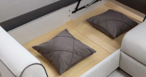 Диван-кровать угловой Флэтфорд серо-бежевый 63520 рублей, фото 14 | интернет-магазин Складно