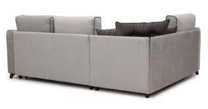 Диван-кровать угловой Флэтфорд серо-бежевый 63520 рублей, фото 4 | интернет-магазин Складно