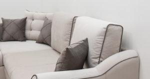 Диван-кровать угловой Флэтфорд серо-бежевый 63520 рублей, фото 8 | интернет-магазин Складно