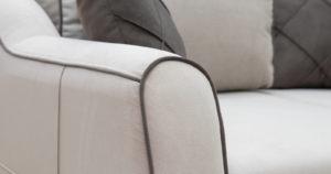 Диван-кровать угловой Флэтфорд серо-бежевый 63520 рублей, фото 9 | интернет-магазин Складно