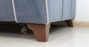 Диван-кровать угловой Флэтфорд серо-синий 63520 рублей, фото 14 | интернет-магазин Складно