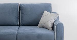 Диван-кровать угловой Флэтфорд серо-синий 63520 рублей, фото 8 | интернет-магазин Складно