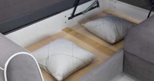 Диван-кровать угловой Флэтфорд шоколад 59990 рублей, фото 17 | интернет-магазин Складно