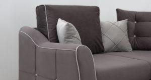 Диван-кровать угловой Флэтфорд шоколад 59990 рублей, фото 9 | интернет-магазин Складно