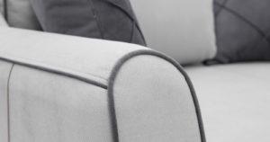 Диван-кровать угловой Флэтфорд светло-серый 63520 рублей, фото 11 | интернет-магазин Складно