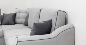 Диван-кровать угловой Флэтфорд светло-серый 63520 рублей, фото 13 | интернет-магазин Складно