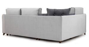 Диван-кровать угловой Флэтфорд светло-серый 63520 рублей, фото 4 | интернет-магазин Складно