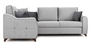 Диван-кровать угловой Флэтфорд светло-серый 63520 рублей, фото 2 | интернет-магазин Складно