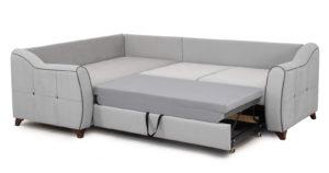 Диван-кровать угловой Флэтфорд светло-серый 63520 рублей, фото 6 | интернет-магазин Складно