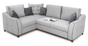 Диван-кровать угловой Флэтфорд светло-серый 63520 рублей, фото 7 | интернет-магазин Складно