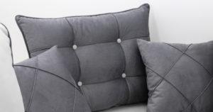Диван-кровать угловой Флэтфорд светло-серый 63520 рублей, фото 8 | интернет-магазин Складно