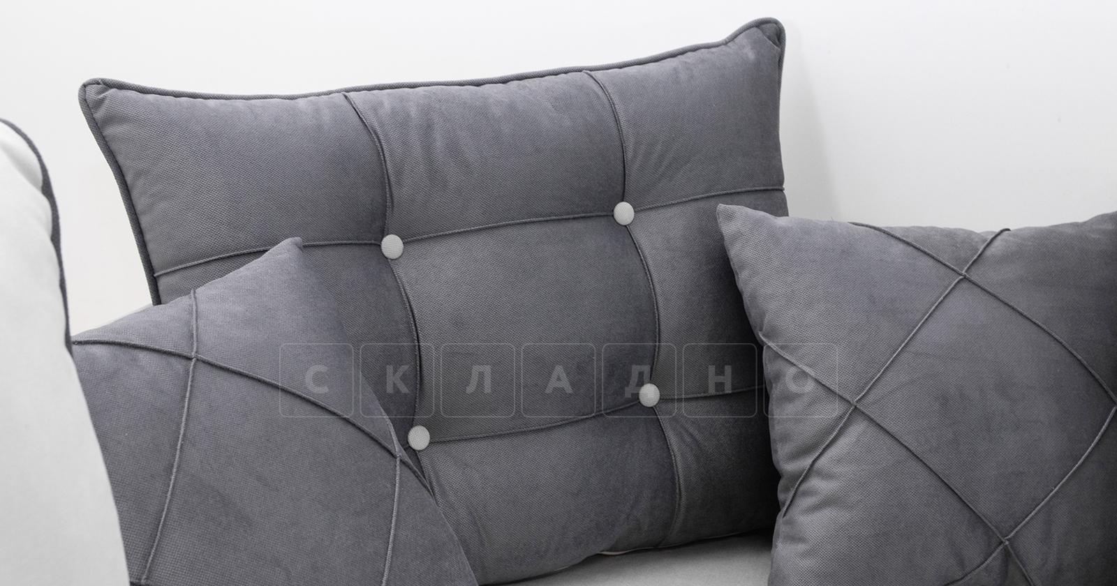 Диван-кровать угловой Флэтфорд светло-серый фото 8 | интернет-магазин Складно