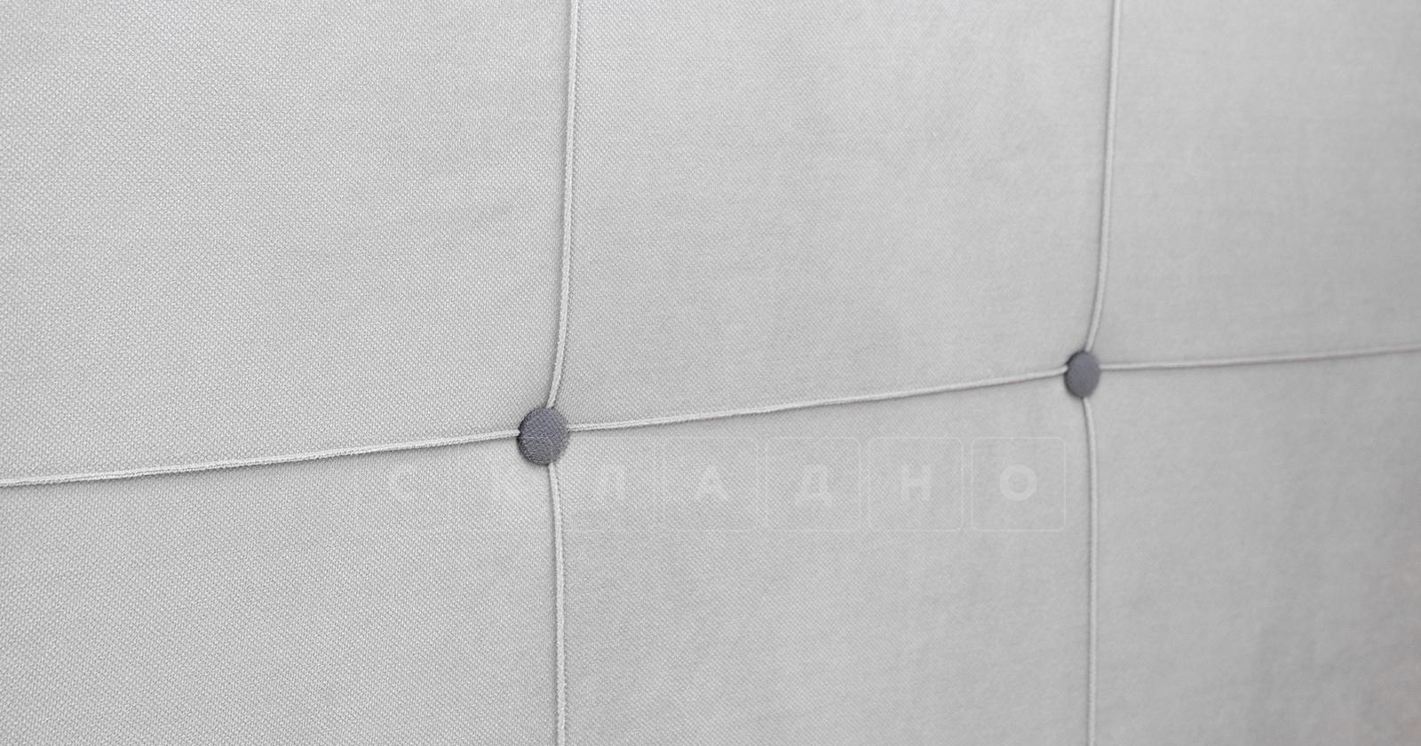 Диван-кровать угловой Флэтфорд светло-серый фото 10 | интернет-магазин Складно