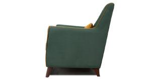 Кресло для отдыха Флэтфорд нефритовый зеленый 11950 рублей, фото 3 | интернет-магазин Складно