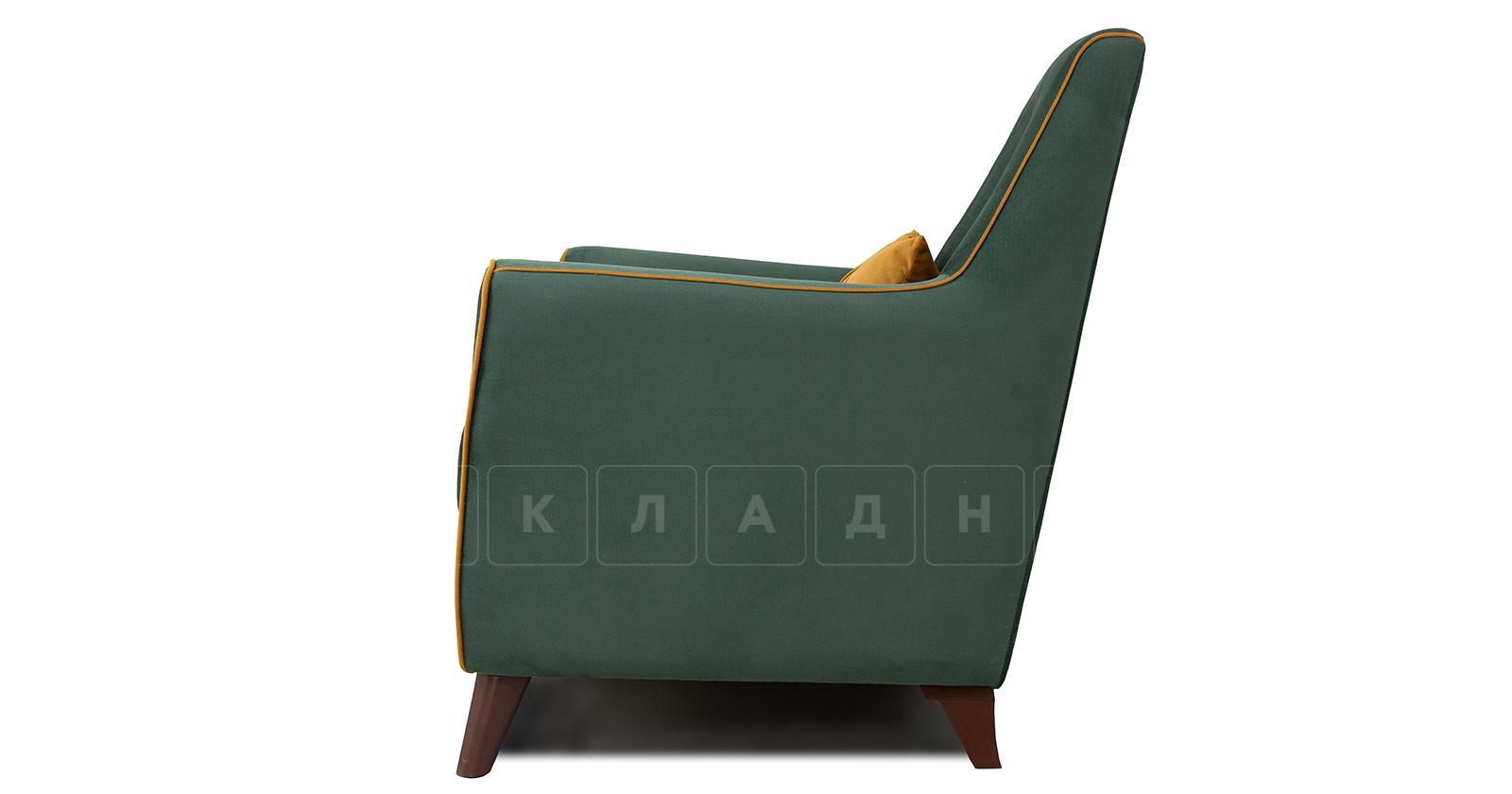 Кресло для отдыха Флэтфорд нефритовый зеленый фото 3 | интернет-магазин Складно