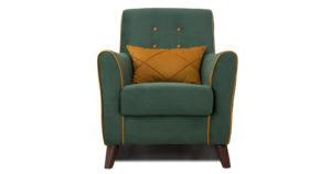 Кресло для отдыха Флэтфорд нефритовый зеленый 11950 рублей, фото 2 | интернет-магазин Складно