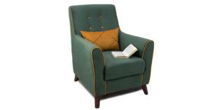 Кресло для отдыха Флэтфорд нефритовый зеленый 11950 рублей, фото 5 | интернет-магазин Складно